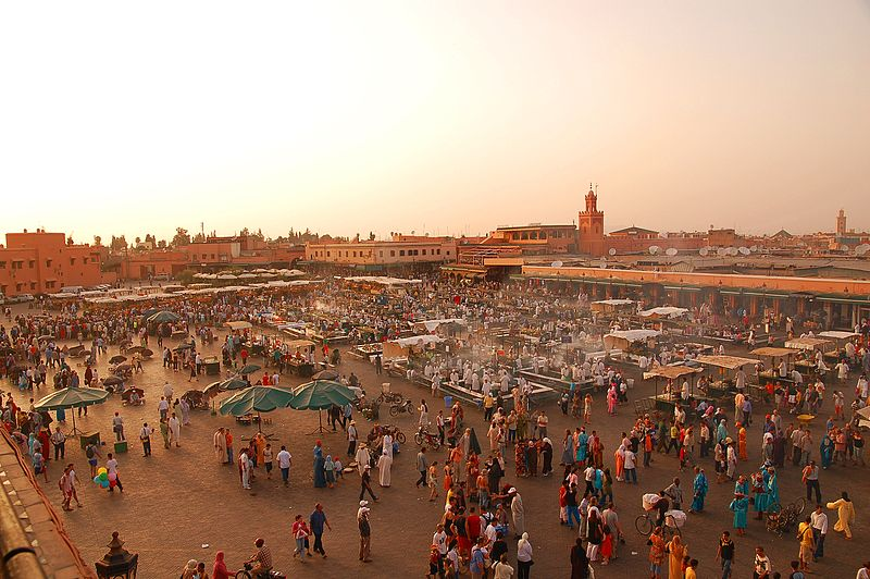 14_Wikicommons_Jemaa-el-Fna_Luc_Viatour.JPG