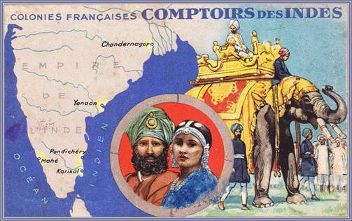 Les_cinq_comptoirs_des_Indes.jpg - https://upload.wikimedia.org/wikipedia/commons/0/09/Collectible_card_Comptoirs_des_Indes.jpg